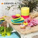 Rubrik Wohnen bei Zalando