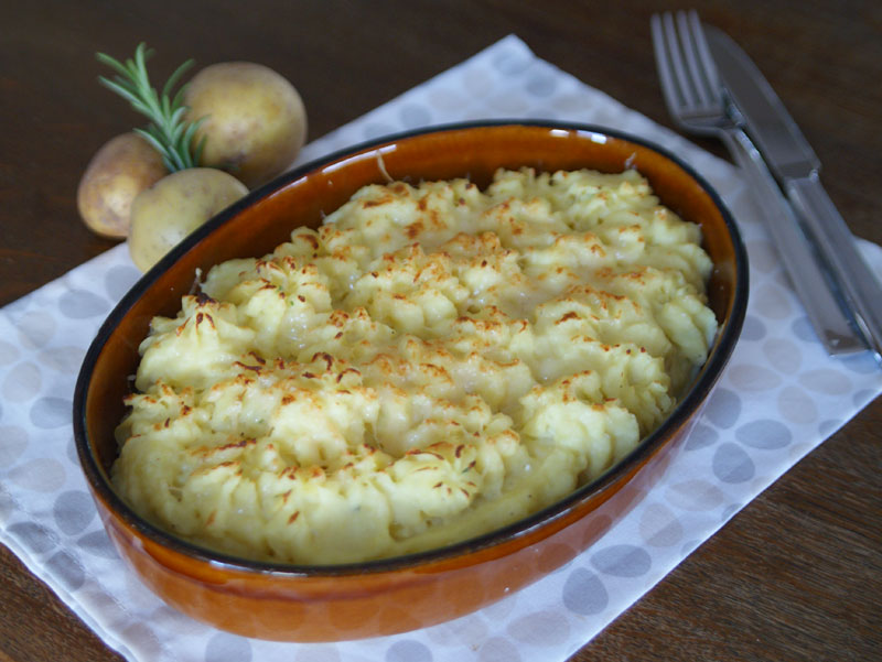 Cheesy Onion Mashed Potatoes