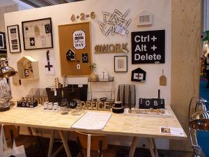 Typographie-Effekte im Home-Office bei KertstenBV