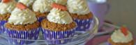 Carrot Cupcakes - Möhrentörtchen