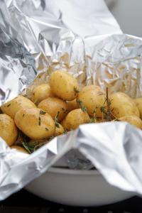 Beilage: Rosmarinkartoffeln