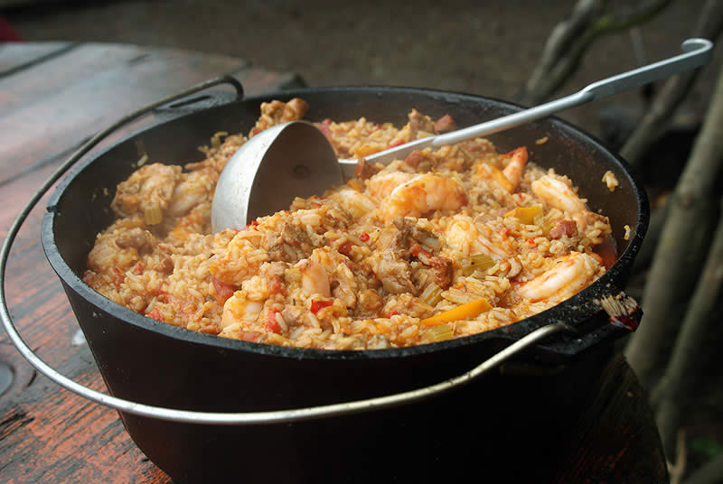 Camping Food And Recipes