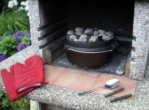 KOchen mit dme Dutch Oven