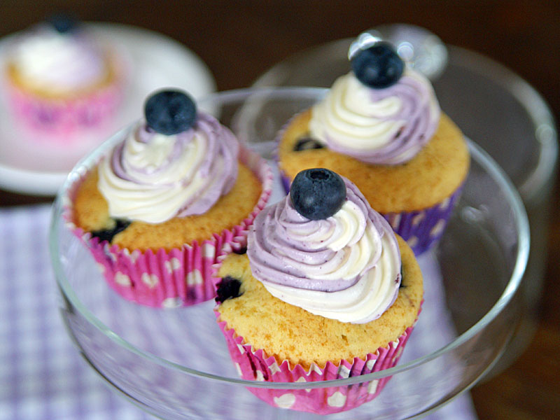 blaubeercupcakes