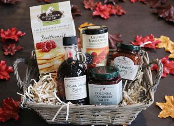Cranberry-Spezialitäten von American Heritage