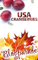 Blogparade Cranberries bei USA kulinarisch