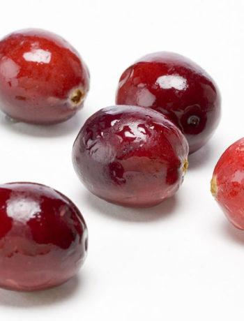 Rezepte mit frischen Cranberries