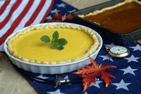 Buttermilk und Pumpkin Pie