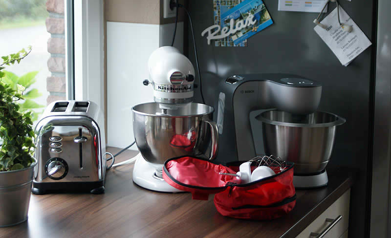 Bosch Vs Kitchen Aid Was Taugen Gunstige Kuchenmaschinen