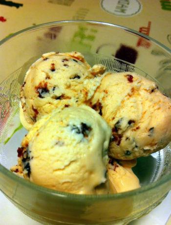 Cranberrry-Eis