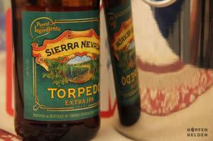 Bier von Sierra Nevada USA