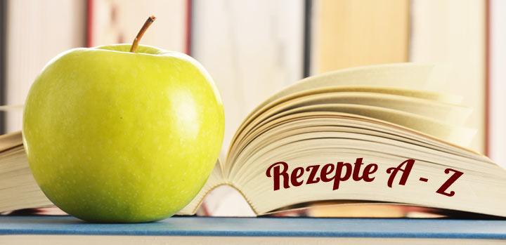 Rezepte A - Z bei USA kulinarisch