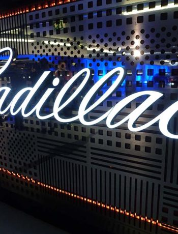 Cadillac Experience in Berlin