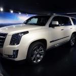 Groß, größer, Escalade - der SUV von Cadillac