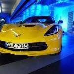 Auch die Corvette kommt aus der General Motors Familie