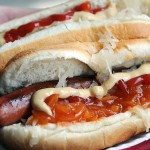 Streetfood: Der typische Hot Dog
