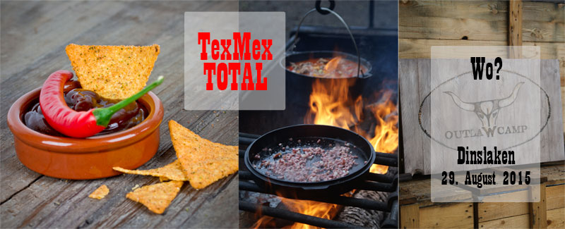 Kochevent TexMex Total