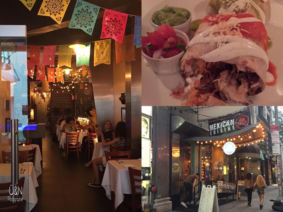 Mehr mexikanisch essen