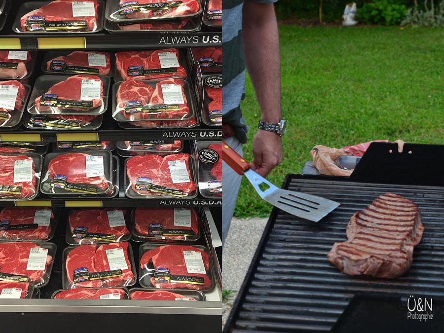 Fleisch in den USA
