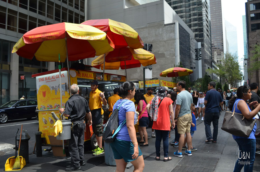 Street Food in New York
