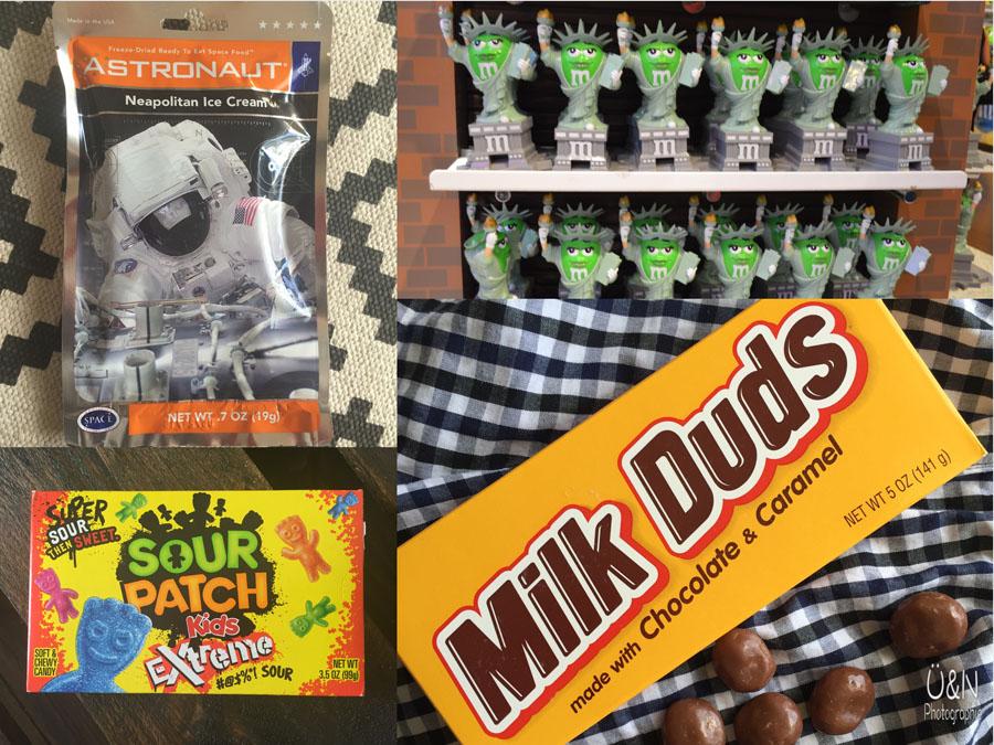 USA-Süßigkeiten