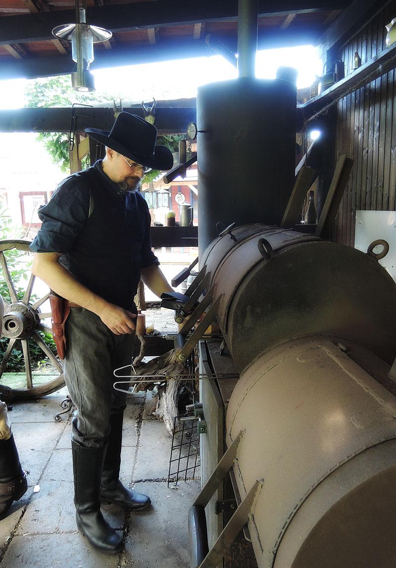 Pitmaster Werner