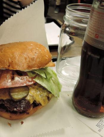 Flechters better Burger in Frankfurt