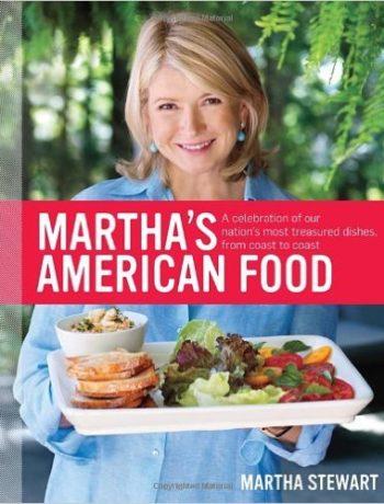 USA-Kochbuch Marthas American Food