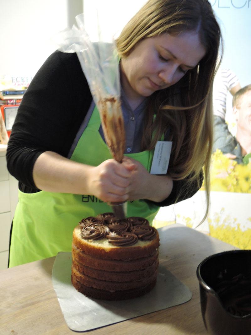 Schoko-Ombre-Cake von katarina