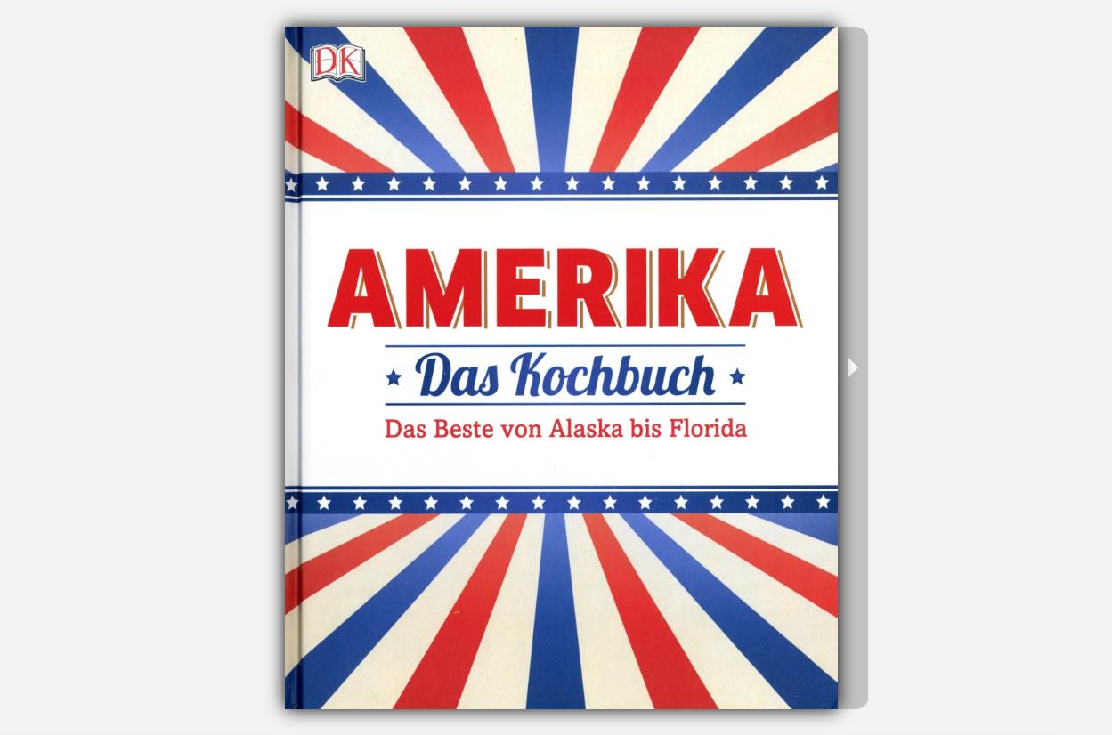 "Kochbuchkritik: ""Amerika"" von Dorling Kindersley"