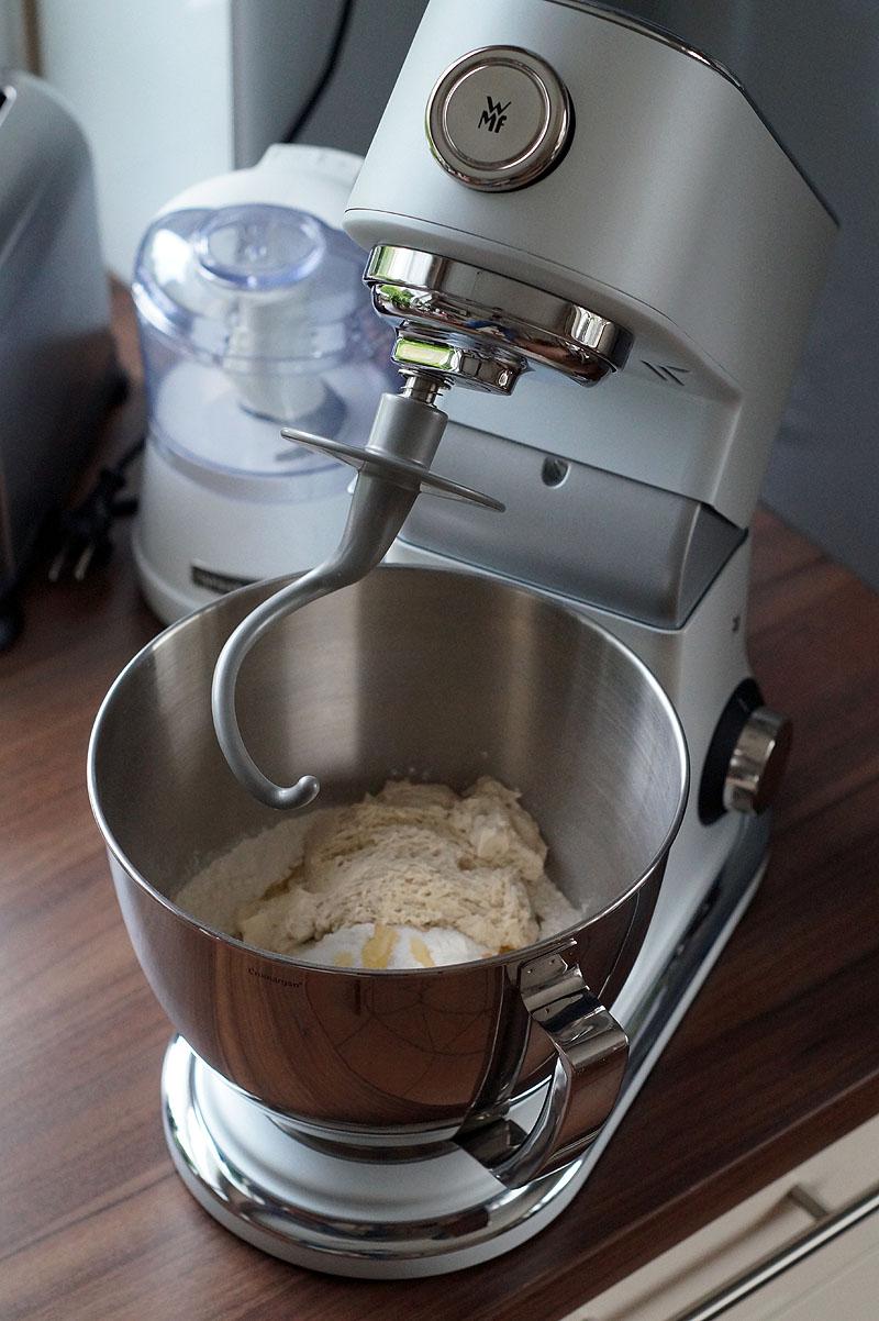 Küchenmaschinen-Battle: WMF gegen Kitchen Aid - USA kulinarisch