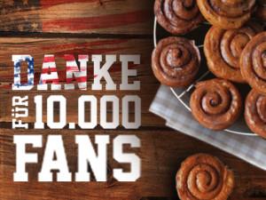 10 000 USA-K Fans bei facebook