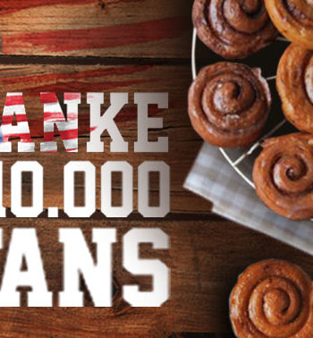 10 000 USA-K Fans bei facebook