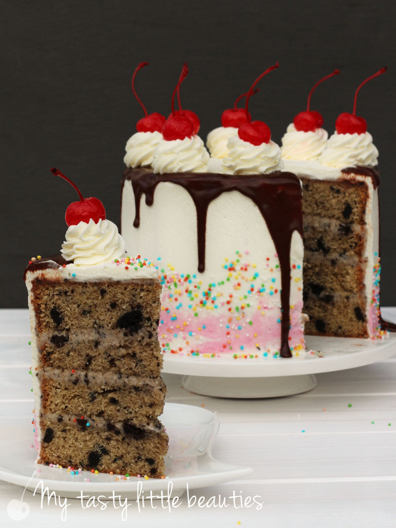 Desserts Auf Us Amerikanische Art