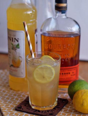 Rezept für Lynchburg Lemonade aus den USA