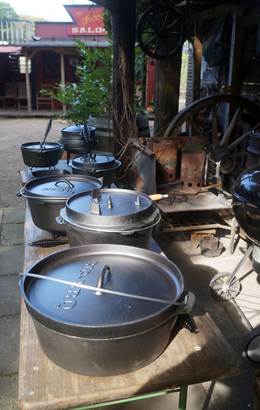 Dutch Oven von Big BBQ