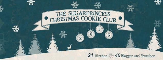 Christmas Cookie Club – ich bin dabei!