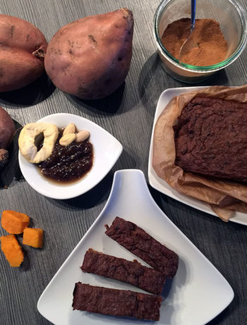 Workshop Clean Eating - Süßkartoffelbrownies
