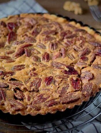 Rezept für Pie mit Pekannüssen