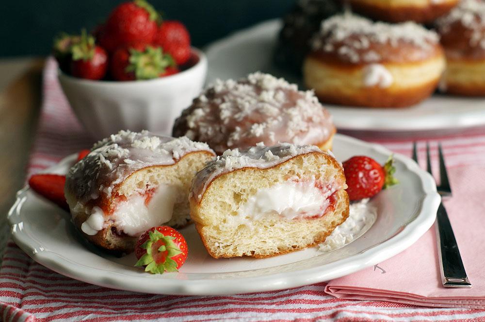 Malasadas - hawaiianische Donuts