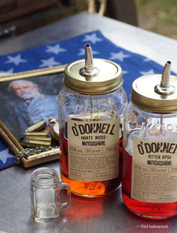 Moonshine - Selbstgebrannter aus den USA