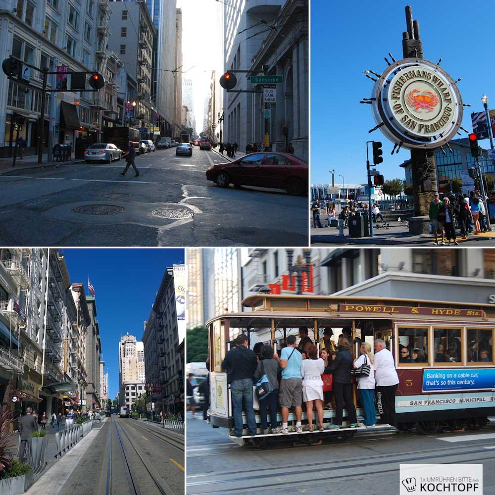 Eindrücke San Francisco - Zorra 2014