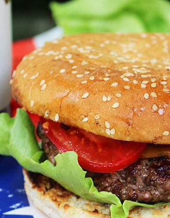 American Heritage Stonewall Kitchen Country Ketchup Burger