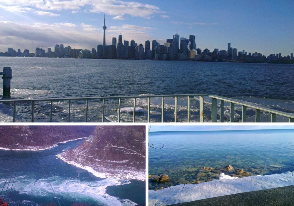 Kanada-Impressionen von tellerabgeleckt