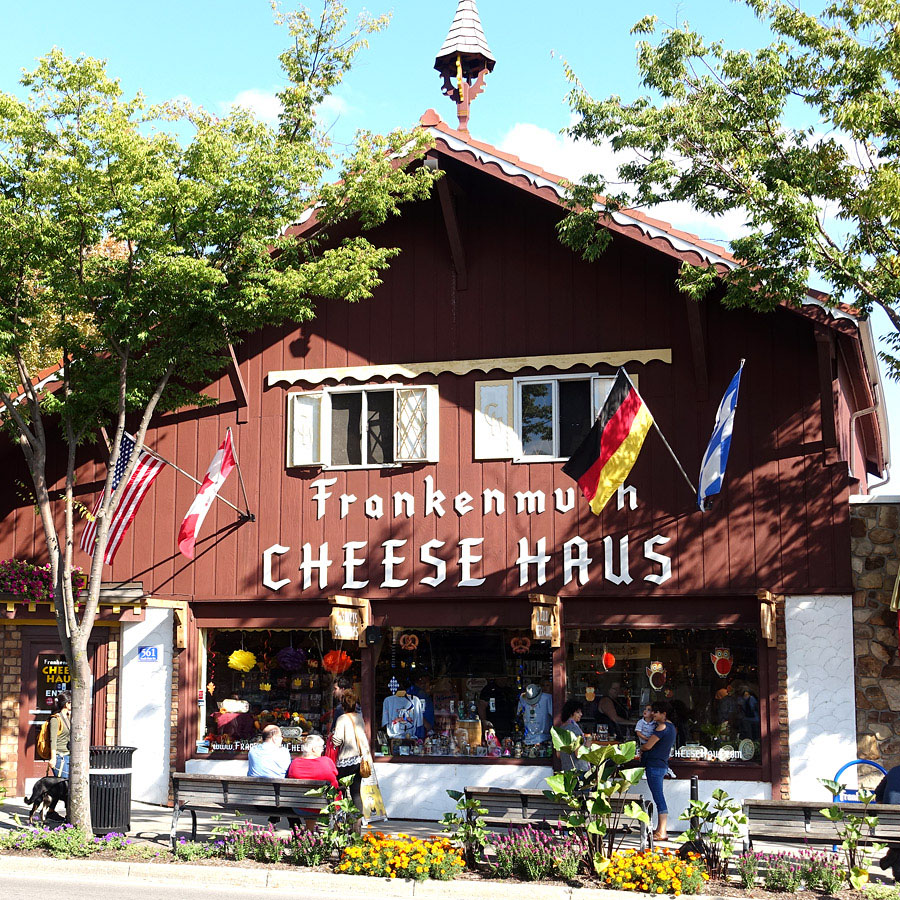 Cheese-haus in Frankenmuth
