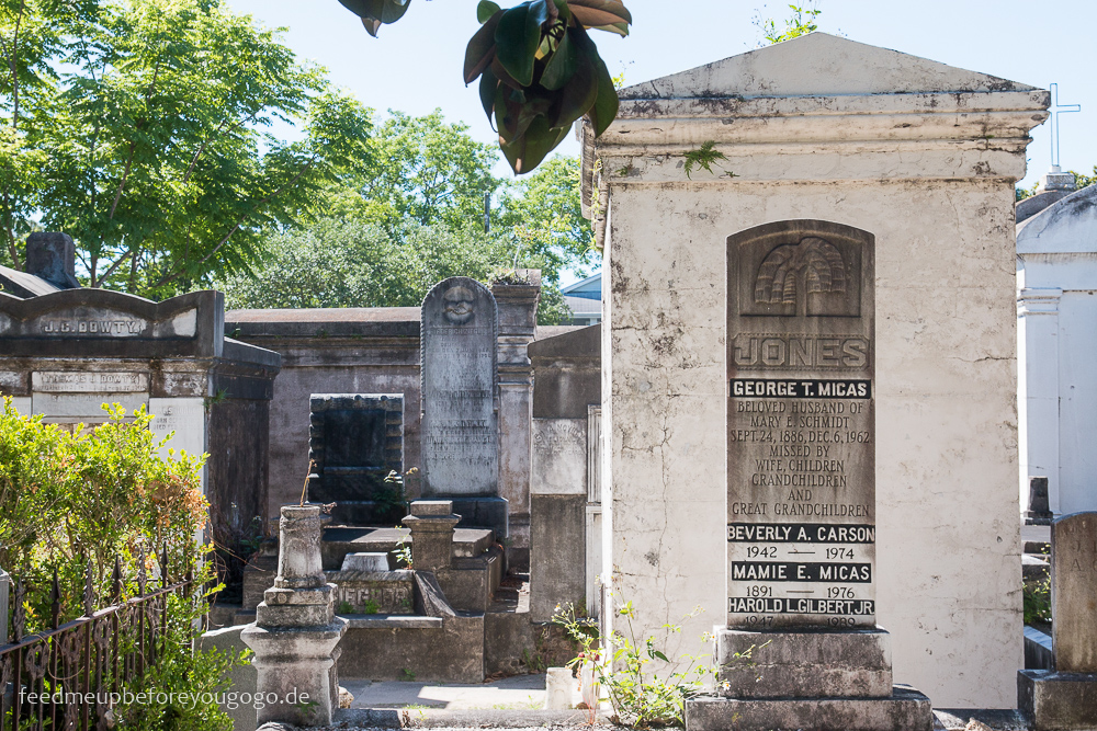 New-Orleans Friedhof