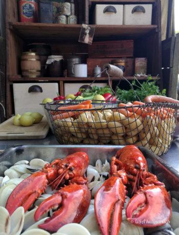 Low Country Boil – die Zutaten für das Meeresfrüchte-Event