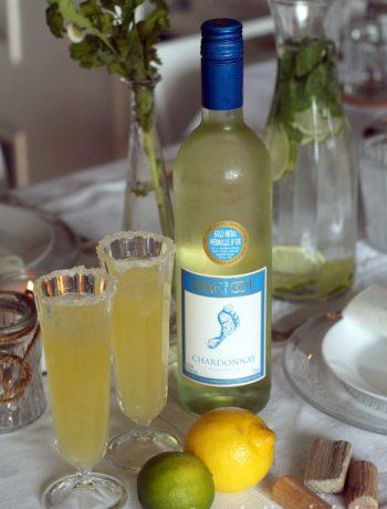 Rezept für White Wine Margarita