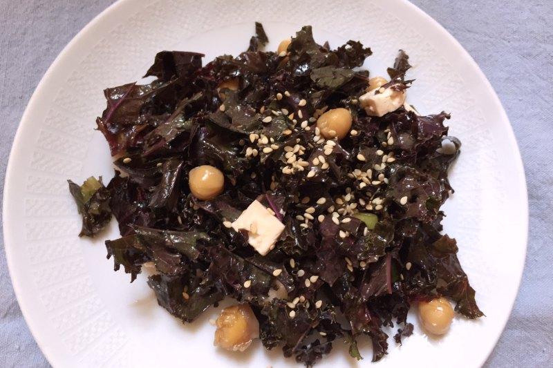 Kale-salat von Petrina