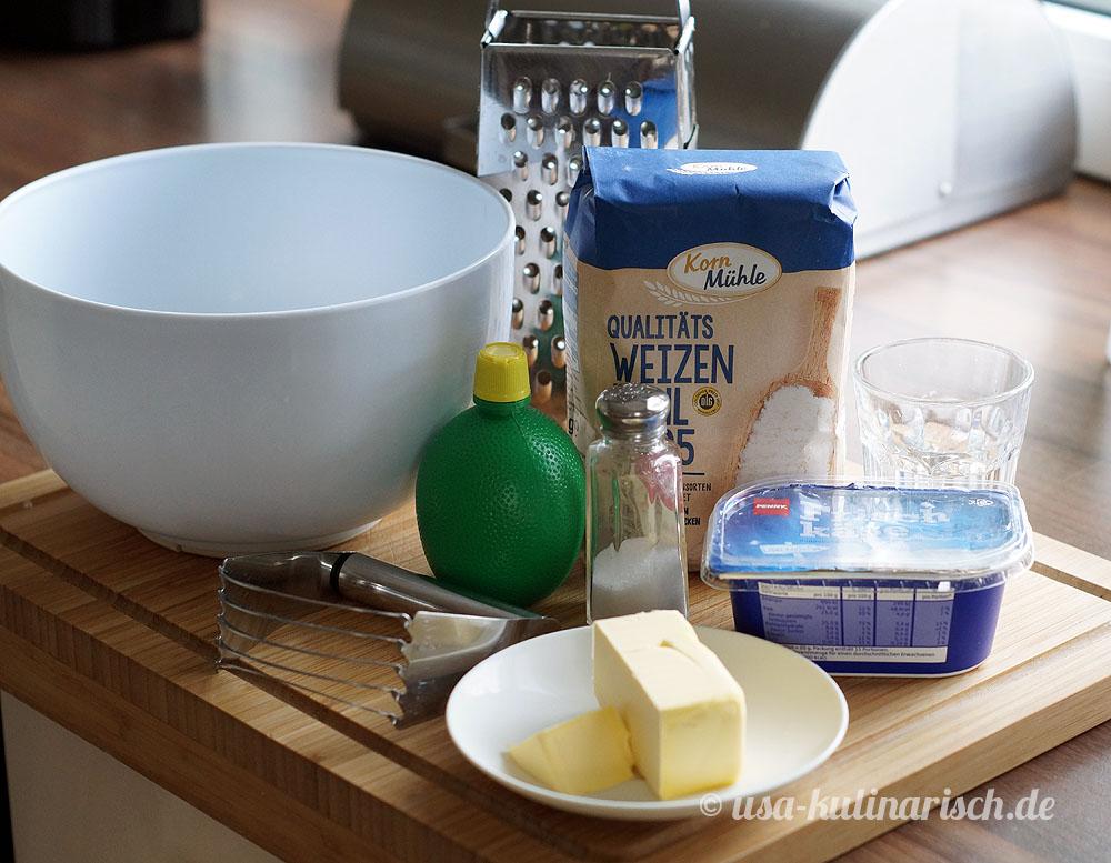 Pie-Teig ohne Kneten